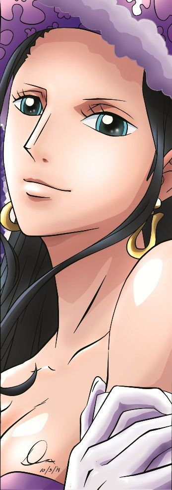 Nico Robin | 15th Anniversary | by yifeicryst.deviantart.com on @DeviantArt