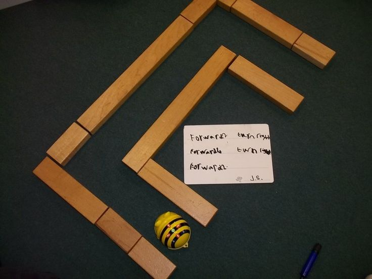 Bee Bot Activity - Directions