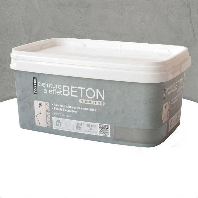 17 meilleures id es propos de peinture effet beton sur - Peinture a effet castorama ...