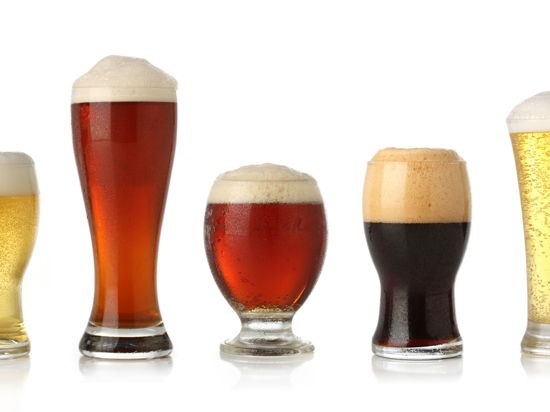 Wondering what beer goes in a tulip glass, or how to properly serve a weizen? Check out our guide to beer glassware.