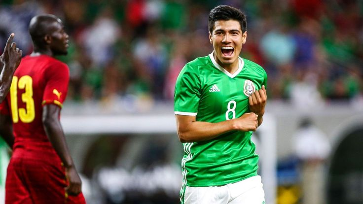 Erick Gutierrez, rotation among talking points ahead of Mexico vs. Jamaica