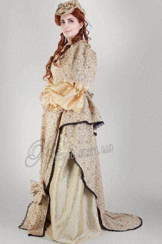 Купить Бальное платье конца 19 ст. 125026 – фото, цена, размеры на сайте, доставка: Киев, Украина
