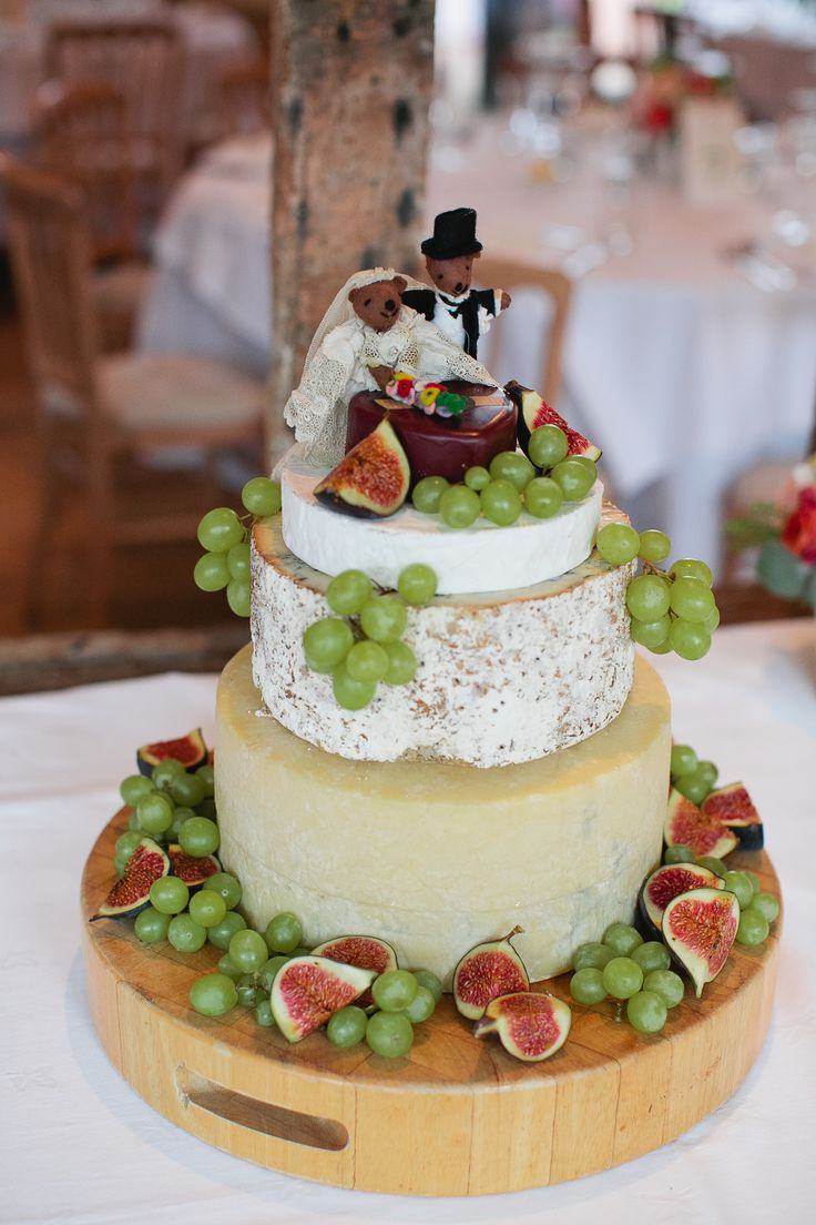 Wedding Cakes Made Of Cheese Kent