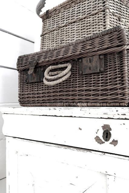 Oude ambachten zoals mandvlechten geven een ouderwetse twist aan je interieur.