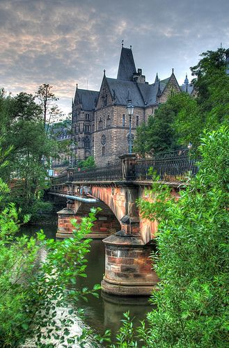 Marburg University, Germany.  My hometown for almost 8 years. Had a great time studying and working there...
