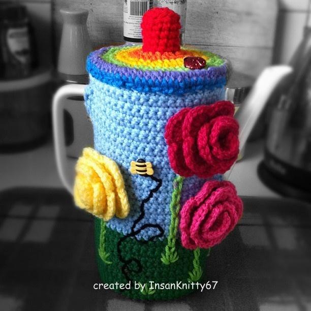 Coffee Pot Cosy Knitting Pattern : 17 Best images about Crochet Teacosy on Pinterest Crochet tea cosies, Heati...