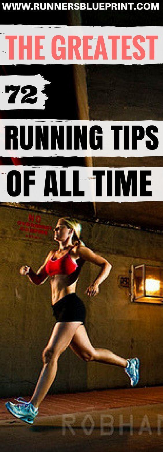 Beginner Runner, Diet Tips, Runners Diet, Runners' Moitvation, Running Fitness, Running Injury Prevention & Treatment 145K+ Whether you are a beginner, a regular runner, or even a marathoner, here are 70 running tips to help you get to the next level. Beginner Runner http://www.runnersblueprint.com/greatest_running_tips/