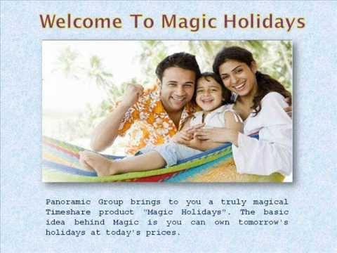 Magic holidays ad on OLX.