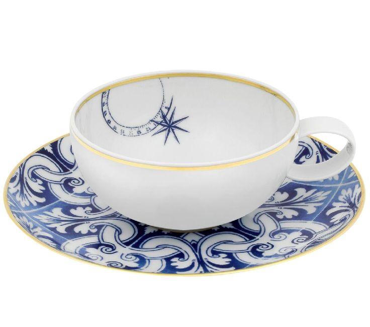 Transatlantica Tea Cup & Saucer