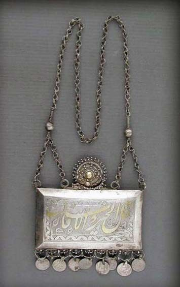 Amulets Necklace