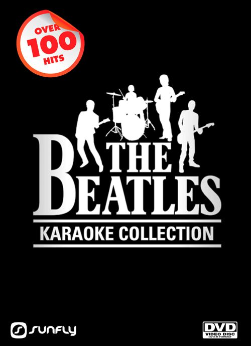 The Beatles Karaoke Collection DVD from Sunfly Karaoke