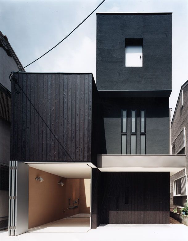 CASE 045 | 和の素材を活かした和風モダン住宅(兵庫県神戸市)|狭小住宅・コンパクトハウス | 注文住宅なら建築設計事務所 フリーダムアーキテクツデザイン