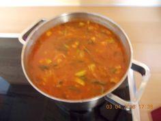 Ouderwetse Tomaten-groentensoep Met Balletjes recept | Smulweb.nl