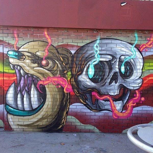 4123 Best Urban Graffiti Street Art Images On Pinterest