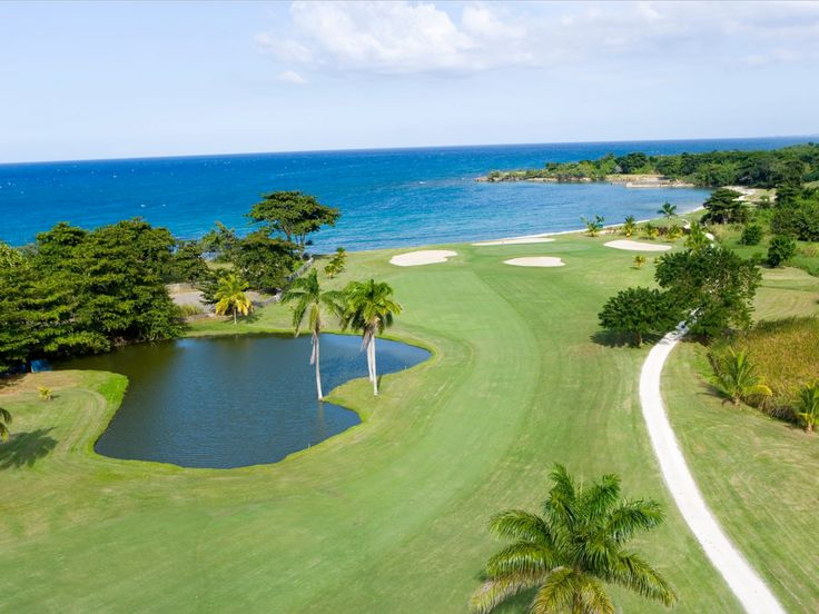 Golfers should be sure to play a round at one of the island's many courses. A favorite is The Tryall Club near Montego Bay, where players can try out courses that blend with the layout of the area's 17th-century sugar plantation.