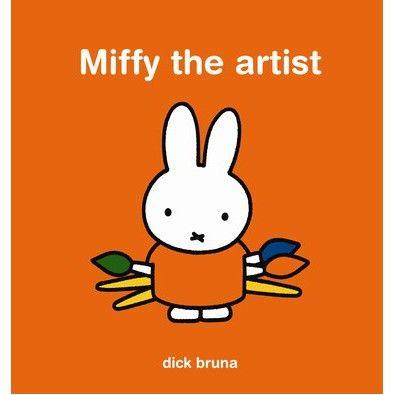 """miffy the artist"" dick bruna"