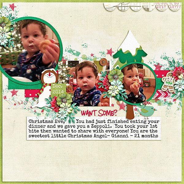 Layout by CTM Francine using {Countdown to Holiday} Digital Scrapbook Collection by Pixelily Designs http://store.gingerscraps.net/Pixelily-Designs/ #digiscrap #digitalscrapbooking #pixelilydesigns #countdowntoholiday