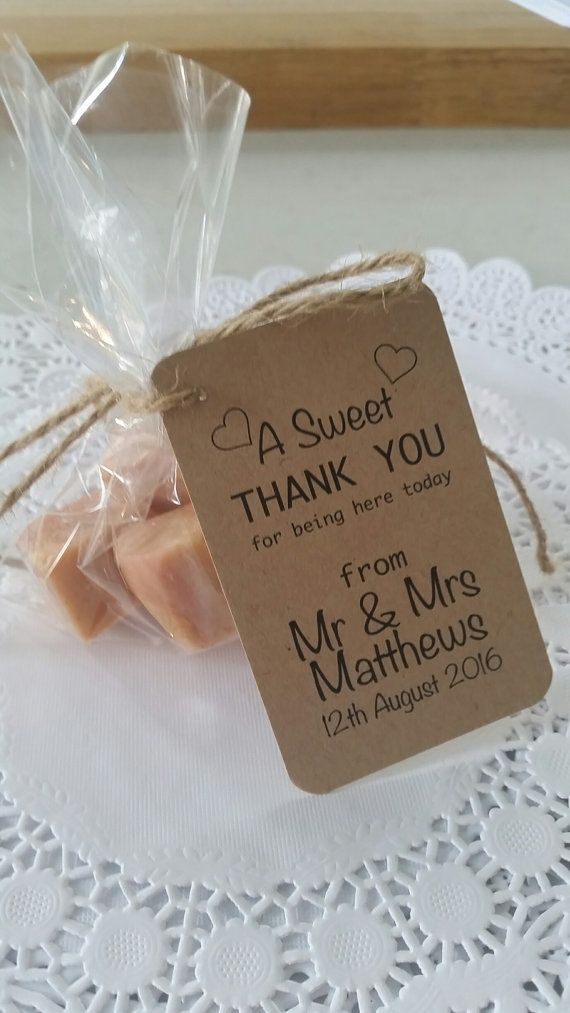 467 best wedding favours images on pinterest couples wedding items similar to homemade vanilla fudge wedding favours with personalised tag on etsy junglespirit Gallery