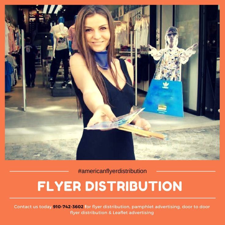 Affordable Flyer Distribution Services all Over the US. Contact us: 910-742-3602 or visit our website to know more.  #Flyers #Flyer #flyerdistribution #flyermarketing #americanflyerdistribution #branding #Marketing #PRINTING