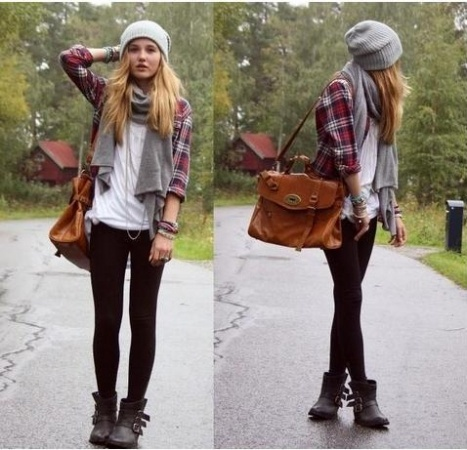 new favorite fall outfit - can not get enough of this!!!