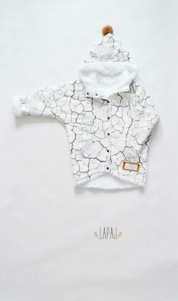 Oversize kabátik pre deti https://www.facebook.com/lapajsk/