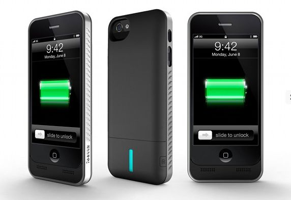 iPhone 5 case from iBattz – Mojo Refuel    iBattz has released a series of rechargeable cases for the iPhone 5.