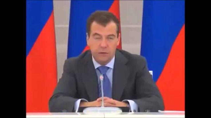 """Компания """"ТопливоДар""""  Поддержка правительства. Дмитрий Медведев"""