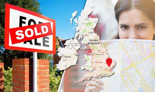 Property prices UK