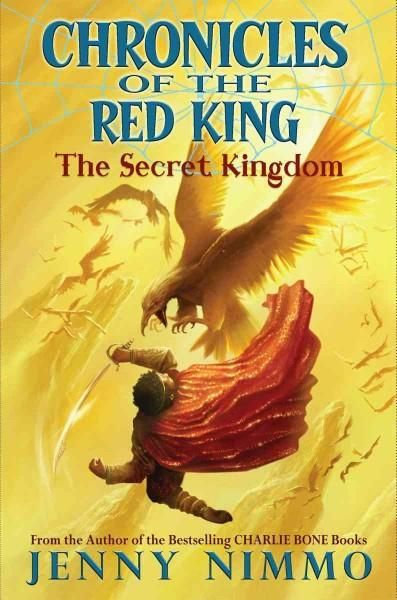 NEW YORK TIMES and USA TODAY bestselling author Jenny Nimmo is back with a brand-new series chronicling the origin and the adventures of Charlie Bone's magical ancestor, the Red King! Timoken is a pri
