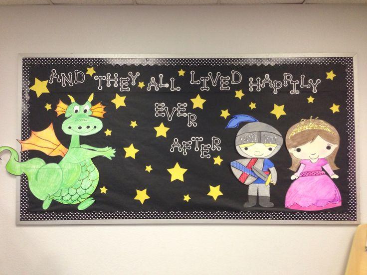 Fairy Tale Bulletin Board