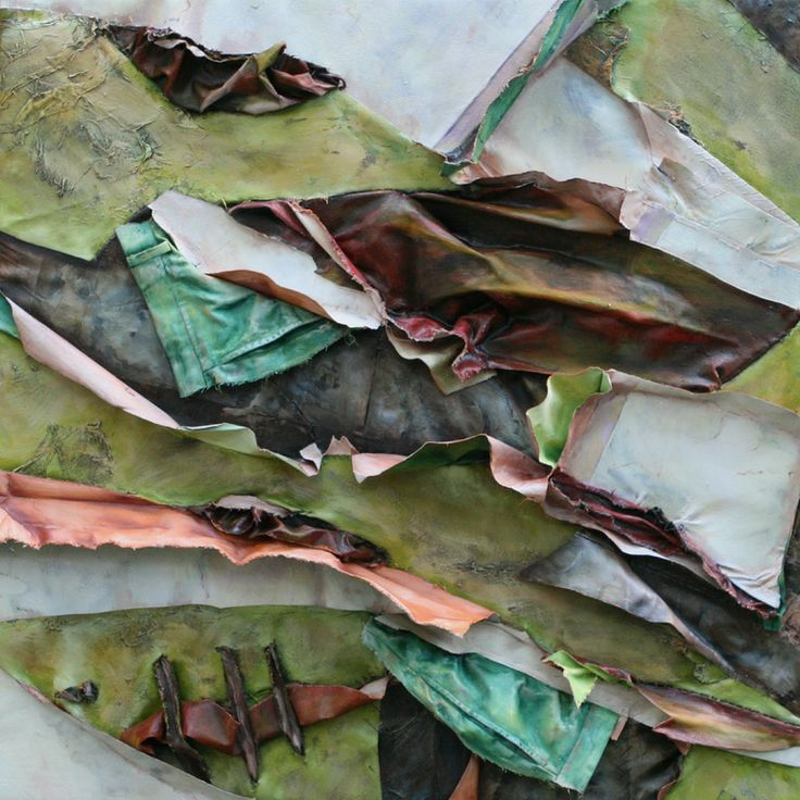 """Saatchi Arte Artista: Christina Massey; Aceite Pintura 2011 """"Negocios y Placer 15"""""""