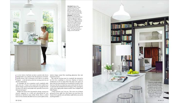 NZ House & Garden Magazine – Mar 2016