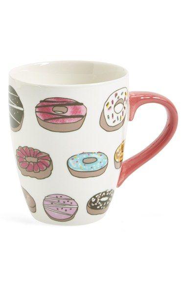 PJ Salvage 'Donuts' Ceramic Mug available at #Nordstrom