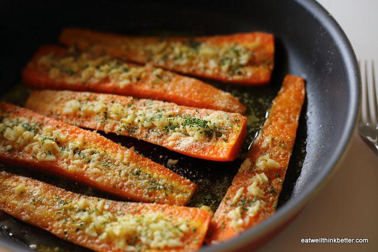 にんじんのガーリック焼き【オーブン】 carrot, garlic