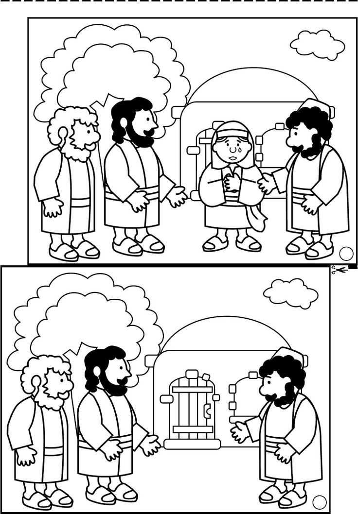 437 Best Images About Nieuwe Testament On Pinterest Jairus Coloring Page