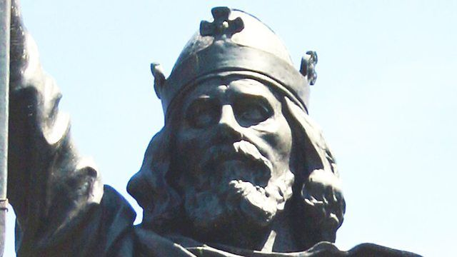 King Alfred and the Anglo Saxons