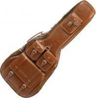 X-tone - Housse X-tone Deluxe Electric Guitar Bag - Leather Tabac - Euroguitar.com