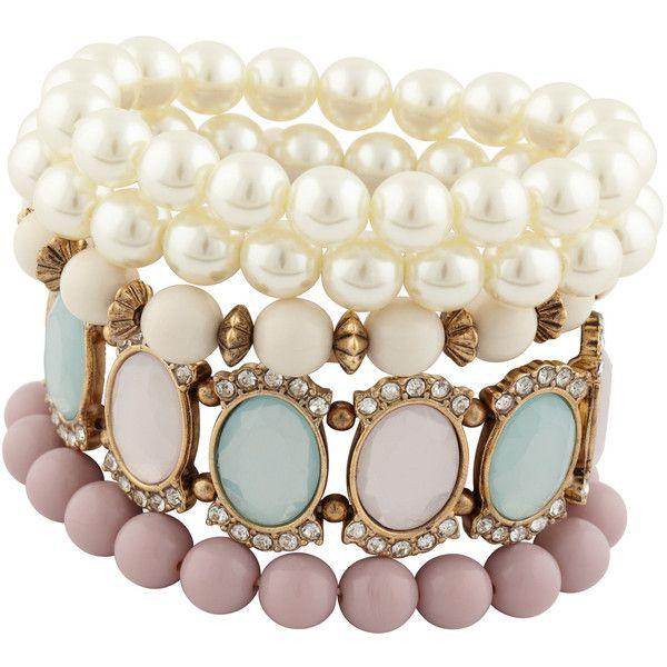 ALDO Edley bracelet ($15) ❤ liked on Polyvore