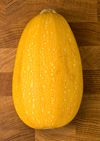 How to Cook Spaghetti Squash. Spaghetti squash is packed with beta-carotene, a powerful antioxidant. It can prevent the oxidation of cholesterol in the body and help regulate blood-sugar levels. The potassium in the squash helps lower blood pressure and it has tons of fiber!