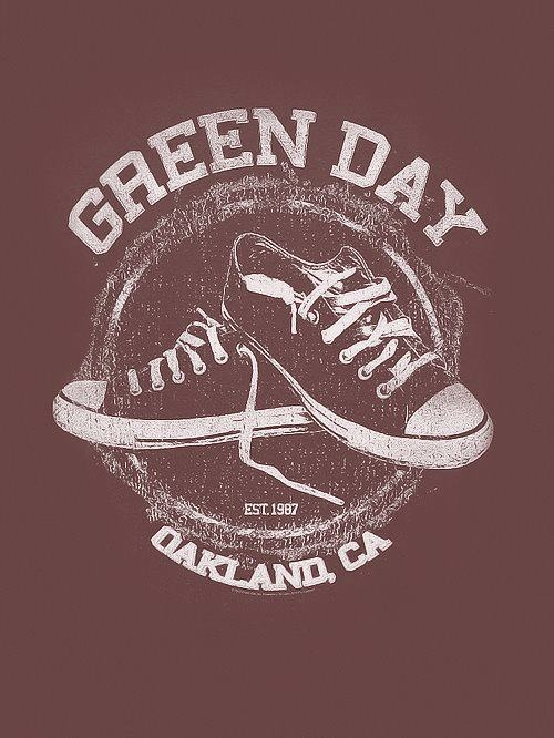 Green Day- the band from the Bay!