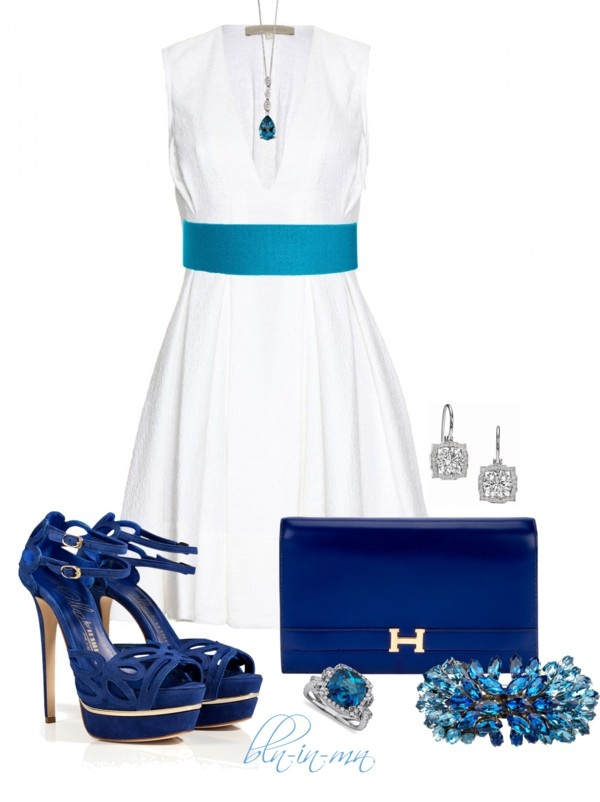 """Yacht Party on the Côte d'Azur"" by bln-in-mn ❤ liked on Polyvore"