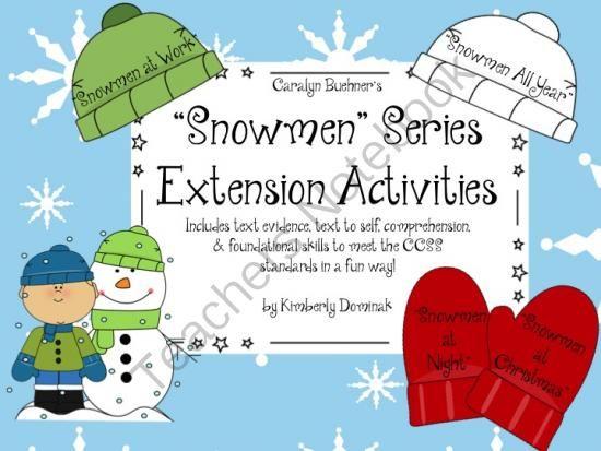 Snowmen at Night | Children's Books Heal