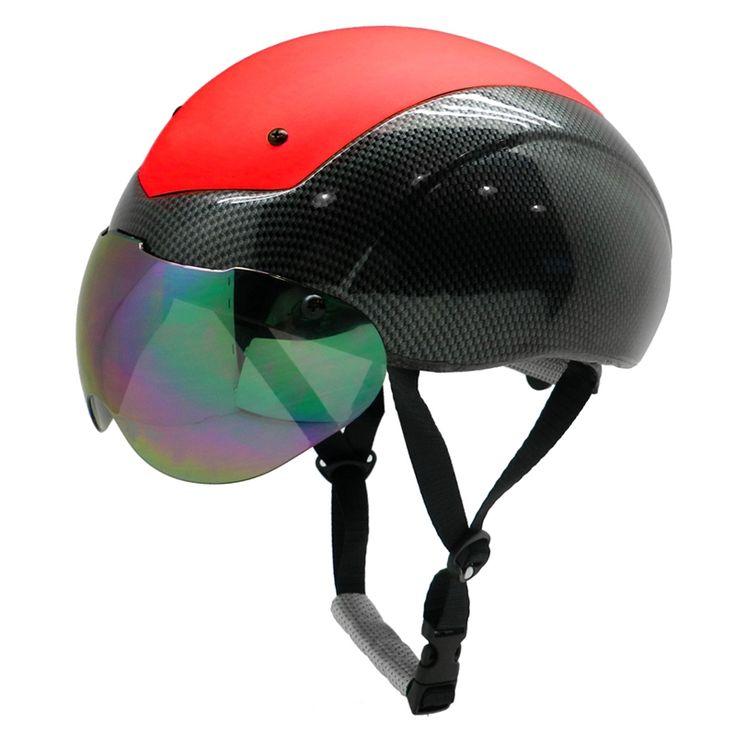 Cyclegear Top Racing ICE Speed Skating Helmet Short&Long-Tracking Aero Speed Roller Skate Casco #Affiliate