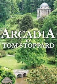 Arcadia by Tom Stoppard. I played Thomasina in BFA. So fun!