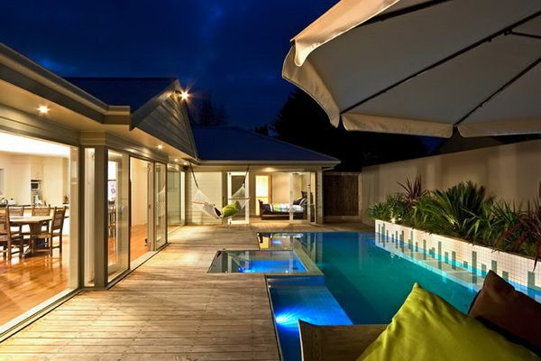 Best 12 Modern Pool Designs by Serenity Pools