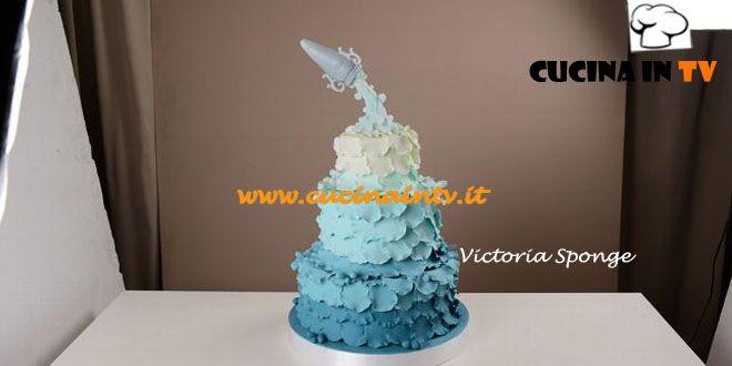 Victoria Sponge cake ricetta Renato da Torte in corso | Cucina in tv