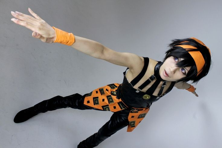 sayu(白湯) Narancia Ghirga Cosplay Photo - Cure WorldCosplay