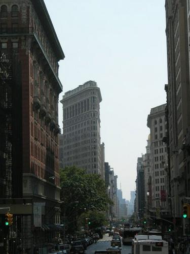 Flat iron building by Flygstolen, via Flickr #NewYork #NY #FlatIronBuilding #USA #Travel #Resa #Resmål #New #York #NewYork #CIty #NYC #NewYorkCity #Flat #Iron #Building