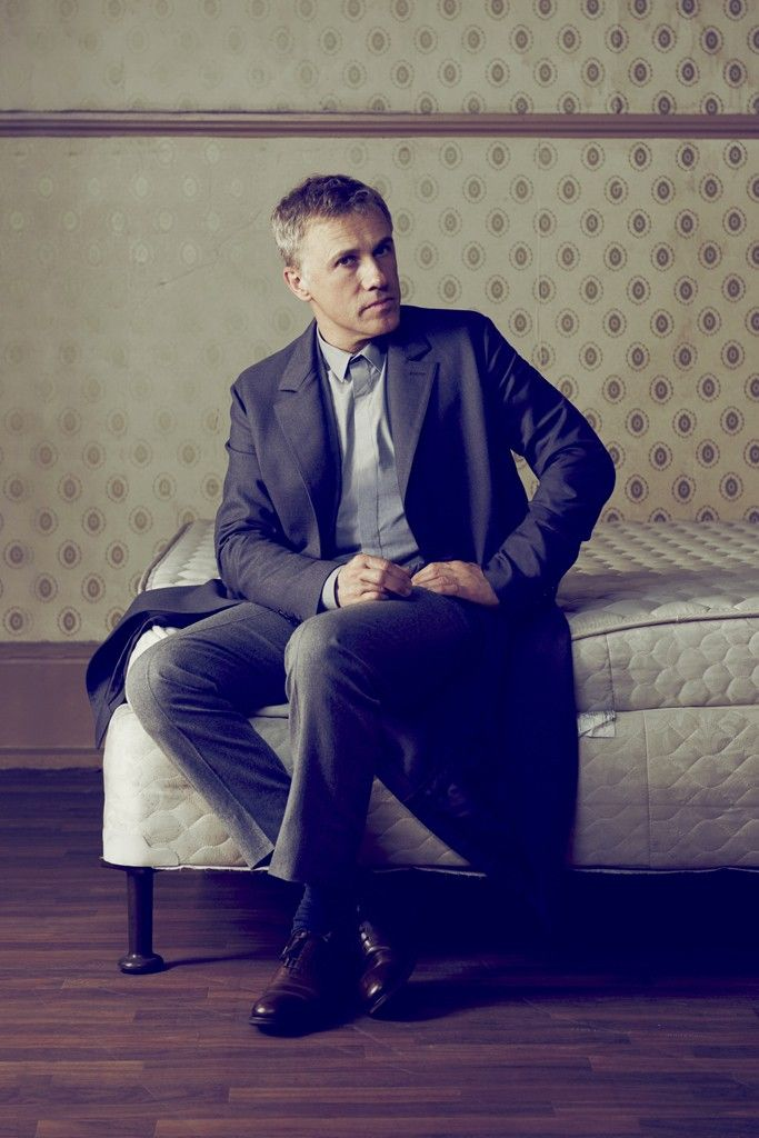 Christoph Waltz [Photo by Brian Bowen Smith]