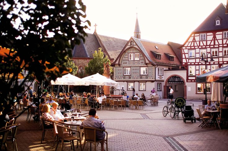 bensheim, hessen, germany